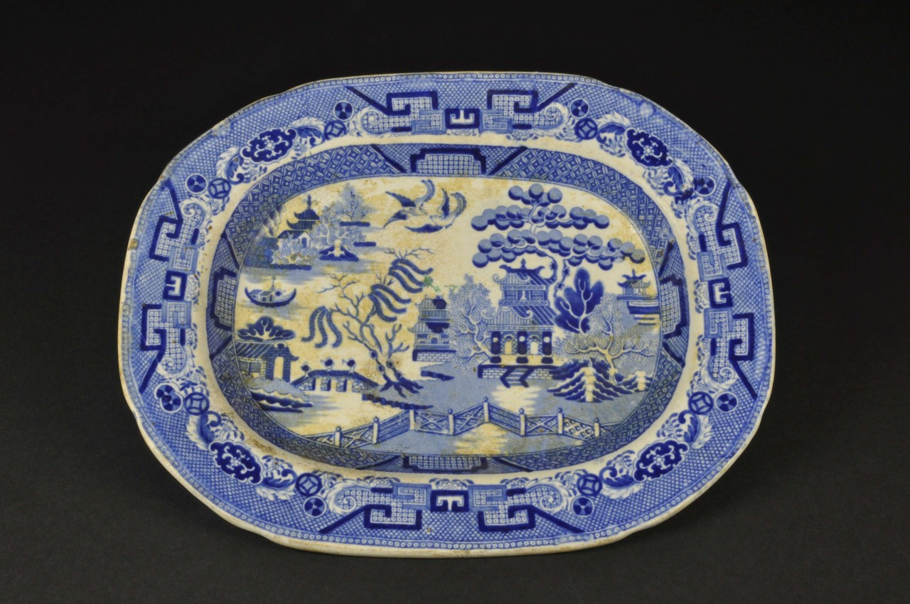 Willow Pattern Crockery Pattern Collections
